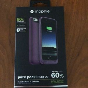 Mophie Battery Case for a 6S
